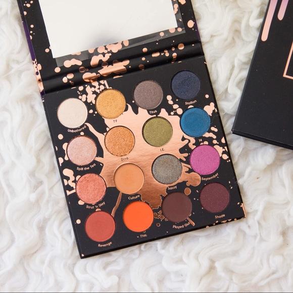 Colourpop Makeup Shayla Perception Palette Poshmark